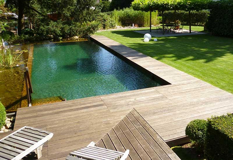 Wasser Im Garten : Wasser im garten u georg oberdörfer und landschaftsbau
